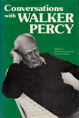 9780878052516: Conversations with Walker Percy