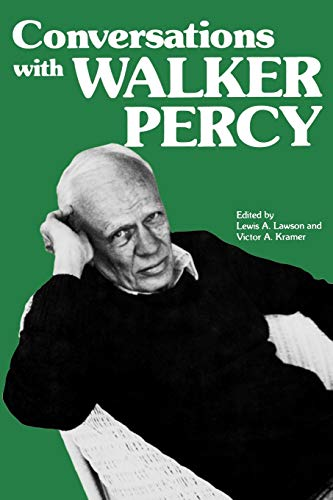 9780878052523: Conversations with Walker Percy (Literary Conversations S.)