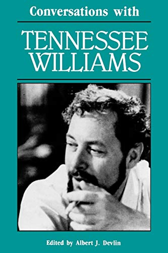 9780878052639: Conversations with Tennessee Williams (Literary Conversations)
