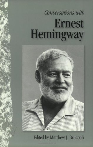 Conversations with Ernest Hemingway (Literary Conversations Series)