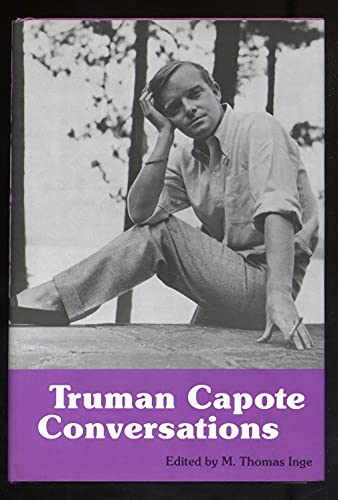 9780878052745: Conversations with Truman Capote (Literary Conversations)