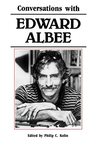 9780878053421: Conversations with Edward Albee (Literary Conversations Series)