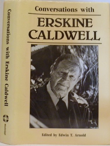 9780878053438: Conversations with Erskine Caldwell (Literary Conversations)