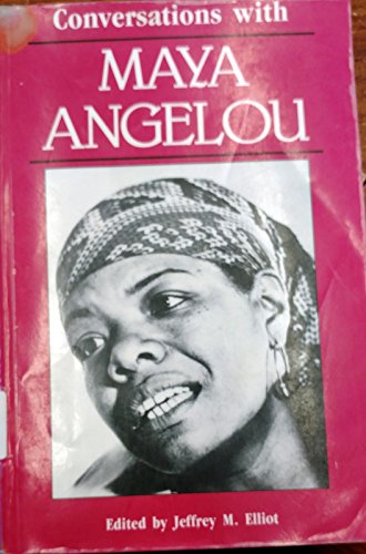 9780878053612: Conversations with Maya Angelou (Literary conversations series)