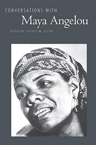 9780878053629: Conversations with Maya Angelou (Literary Conversations)