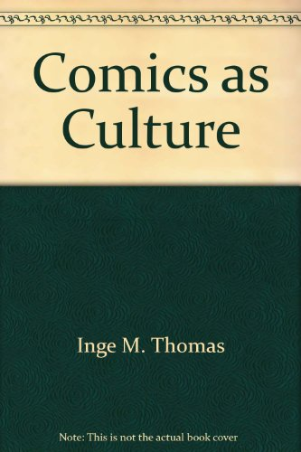 9780878054077: Comics as Culture by Inge M. Thomas