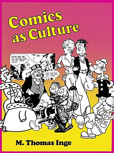 9780878054084: Comics as Culture