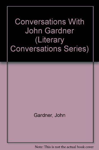 9780878054220: Conversations with John Gardner (Literary Conversations Series)