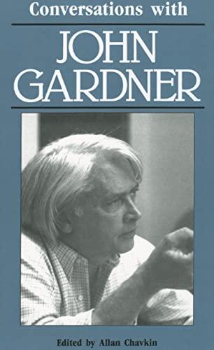 9780878054237: Conversations with John Gardner (Literary Conversations)