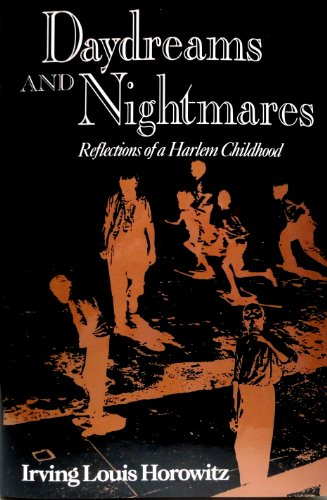 9780878054282: Daydreams and Nightmares: Reflections on a Harlem Childhood