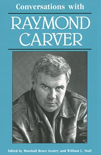 9780878054497: Conversations with Raymond Carver (Literary Conversations)