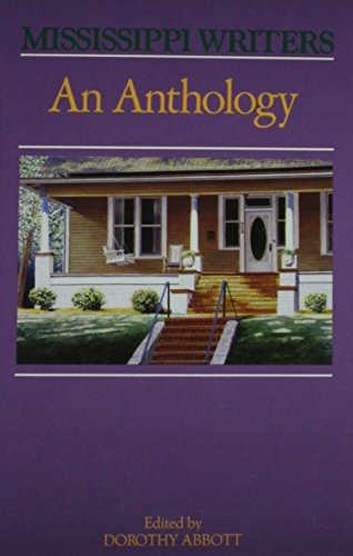 9780878054794: Mississippi Writers: An Anthology (Center for the Study of Southern Culture Series)