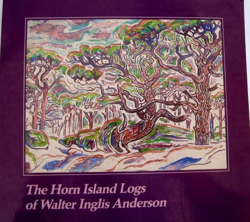 9780878054800: Horn Island Logs of Walter Inglis Anderson