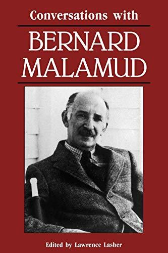 Conversations with Bernard Malamud (Literary Conversations): Lasher, Lawrence
