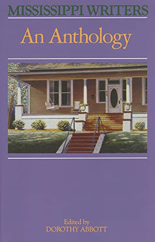 9780878055036: Mississippi Writers: An Anthology (Center for the Study of Southern Culture Series)