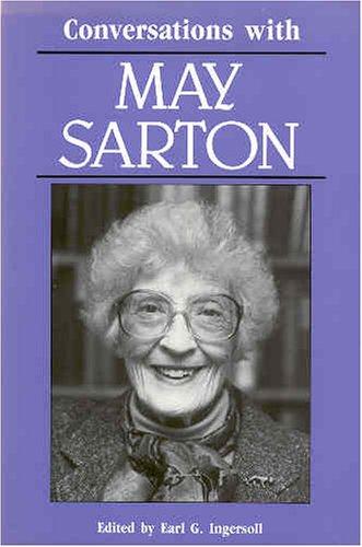 9780878055326: Conversations with May Sarton (Literary Conversations)