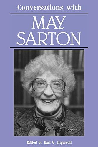 9780878055333: Conversations with May Sarton (Literary Conversations Series)