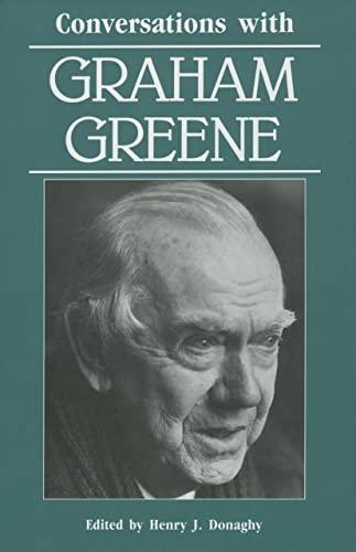 9780878055500: Conversations with Graham Greene (Literary Conversations)