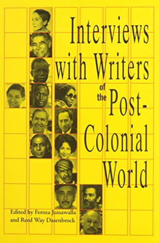 Interviews with Writers of the Post-Colonial World: Feroza Jussawalla, Reed