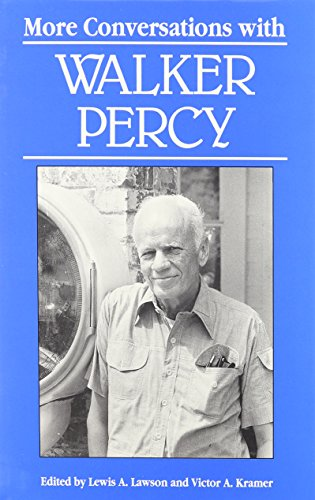 9780878056231: More Conversations with Walker Percy (Literary Conversations Series)