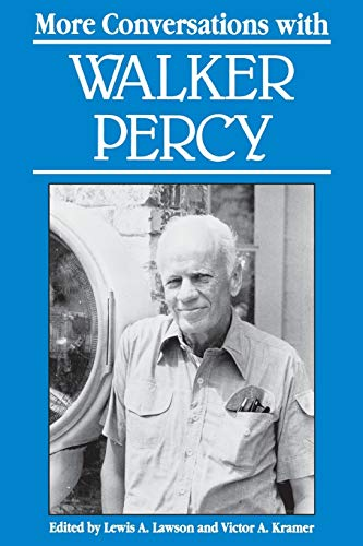 9780878056248: More Conversations with Walker Percy (Literary Conversations Series)