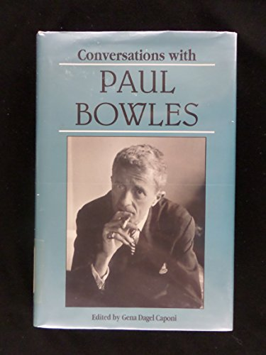 9780878056491: Conversations With Paul Bowles (Literary Conversations Series)