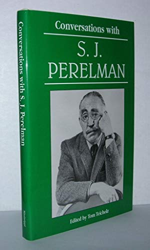 9780878057894: Conversations With S.J. Perelman (Literary Conversations Series)