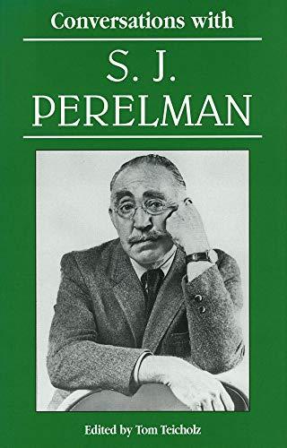 9780878057900: Conversations with S. J. Perelman (Literary Conversations Series)