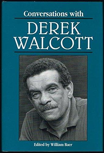 Conversations with Derek Walcott (Literary Conversations): Walcott, Derek