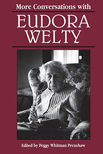 9780878058655: More Conversations with Eudora Welty (Literary Conversations)
