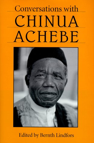 9780878059294: Conversations With Chinua Achebe (Literary Conversations Series)