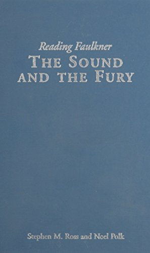 9780878059355: Reading Faulkner: The Sound and the Fury (Reading Faulkner (Hardcover))
