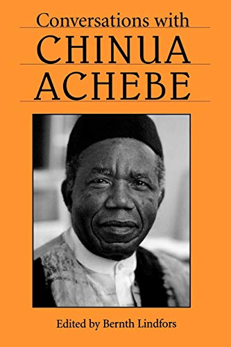 9780878059997: Conversations with Chinua Achebe (Literary Conversations)