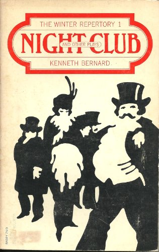 9780878061525: Night Club and Other Plays