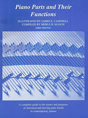 9780878081769: Piano parts and their functions: Illustrated