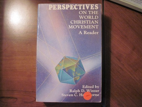 9780878081899: Perspectives on the World Christian Movement: A Reader