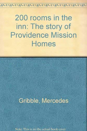 200 rooms in the inn: The story: Gribble, Mercedes