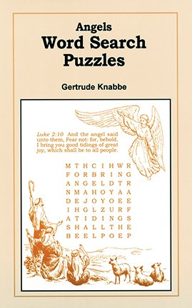 9780878135783: Angels word search puzzles