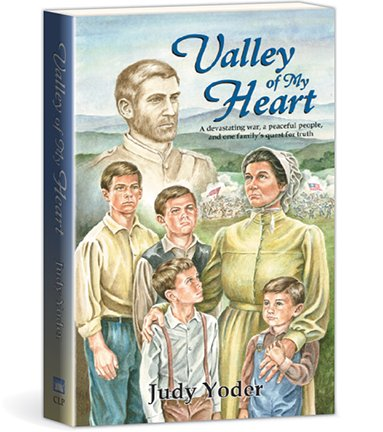Valley of my heart: Yoder, Judy