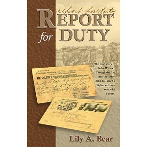 Report for Duty: Lily A. Bear