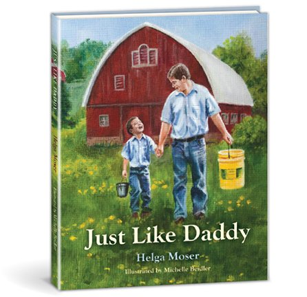 9780878137466: Just Like Daddy