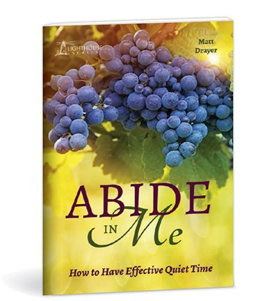 9780878137794: Abide In Me: How to Have Effective Quiet Time