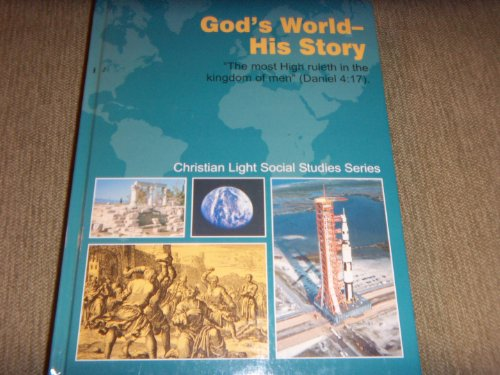 9780878139408: God's World - His Story