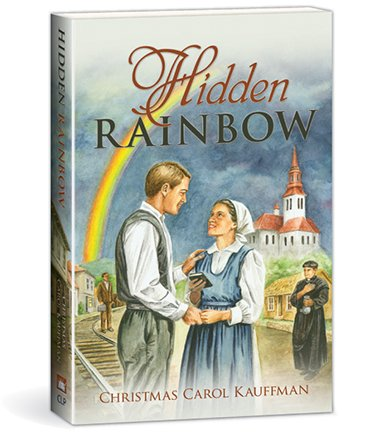 Hidden Rainbow: Christmas Carol Kauffman
