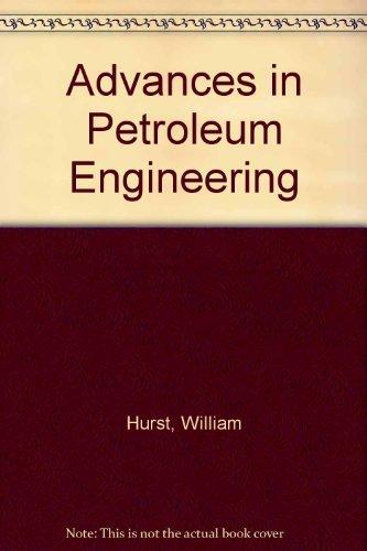 9780878141470: Advances in Petroleum Engineering