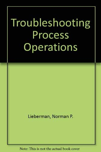 9780878142637: Troubleshooting process operations