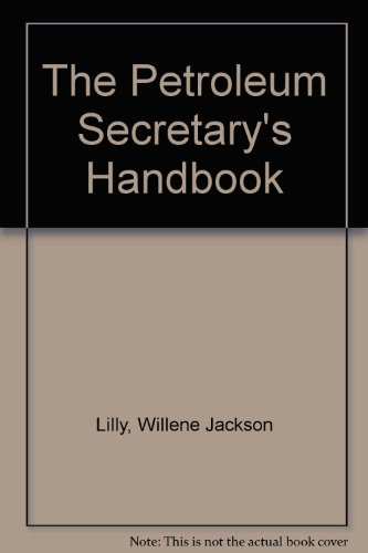 9780878142781: The Petroleum Secretary's Handbook