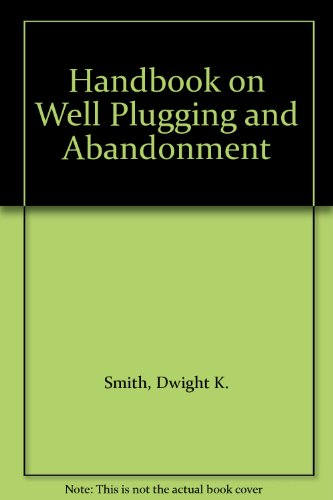 9780878143986: Handbook on Well Plugging and Abandonment