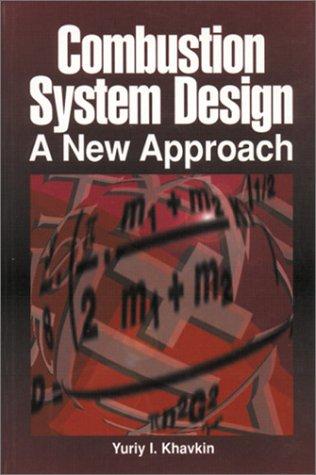 9780878144624: Combustion System Design