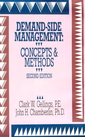 9780878146307: Demand-Side Management: Concepts and Methods